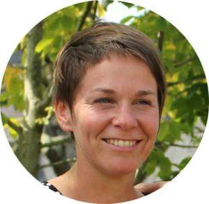 """Claire Simon intervenante pour des massages à """"La Maison Escargot"""""""